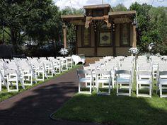 #Multiplicity #Wedding #Outdoor #Venue #Ceremony #Seating