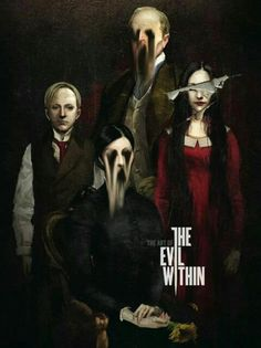 Art from the Evil Within