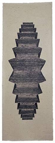 Lee Jungjin, Pagoda 98-11, 1998