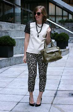 Tweed + Leopard