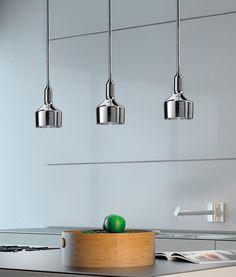 Top 10: Arik Levy's feeling for design   Beamer Lamp, Leucos, 2013  