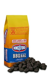 Just light the bag! Kingsford® BBQ Bag® Single Use Charcoal Briquets allow you…