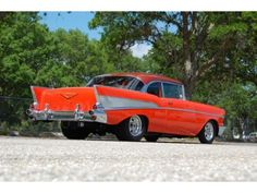 Chevrolet: Bel Air/150/210 Bel air 1957 chevrolet bel air resto mod 496 4 speed frame off restored pro tour chevy