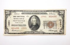 1929-National-Currency-20-Providence-Rhode-Island-Hospital-National-Bank-Note
