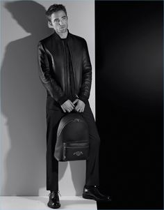Reuniting with Dior Homme, Robert Pattinson fronts the brand's fall-winter 2018 campaign.