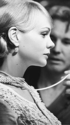 Carey Mulligan  From : The Great Gatsby - 2013  Characters : Daisy Buchanan