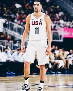almost 5 days till Rio #KlayThompson