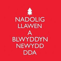 Merry Christmas and Happy New Year nadolig llawen a blwyddyn newydd dda i pawb ar pinterest o Melanie x