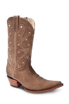 Redhawk Cowgirl Boots - 36015 Grey. Botas Vaqueras Para DamaVaquerosPielEjerciciosRopas  De ... 93e8578162d