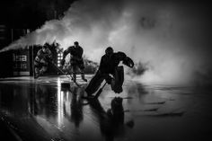 Hokej na lodzie.