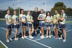 Best of luck to our Women's Tennis Team as they compete at the NJCAA Division III National Championships in October 2013.  Nationals will be held October 21st through the 25th. If you would like to be an RVC tennis booster and help the girls with their trip, go to www.rvcboosterclub.com