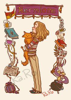 Hermione by RaRo81 on DeviantArt