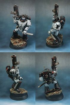 Page 3 of 5 - - Taurans - - posted in + WORKS IN PROGRESS +: Fantastic poses, great weathering and great conversions, your libby blows my mine out the water