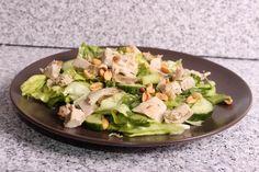 Salată picantă cu piept de pasăre