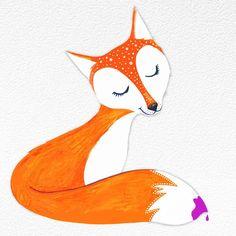 Лисичка -художница для одного проекта ,о котором скоро расскажу  #ксень_мастернавсеруки  Кто ещё не спит ?Маякните ✌️️#полуночники