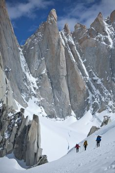 Thats what I call ... nice! Patagonien Experience