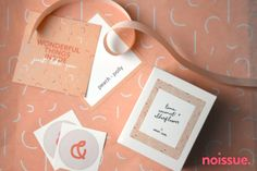 """""""I really wanted our unboxing process to be so special, and having custom tissue paper adds to the quality, individuality, and the voice of our brand. Packaging Solutions, Packaging Ideas, Custom Packaging, Packging Design, Custom Tissue Paper, Color Psychology, Cosmetic Packaging, Peach Colors, Wonderful Things"""