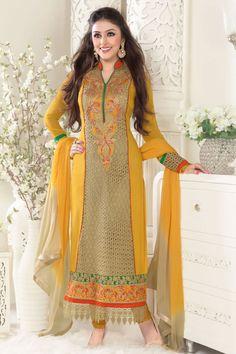 Bollywood DivA Aarti Chabriya Long Anarkali Stylish Salwar Kameez