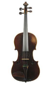 """J.B. Vuillaume: Solisten- Violine """"St. Cecile des Thernes"""" (Zertifikat Hieronymus Köstler) - € 20,000 online - http://www.corilon.com/shop/de/produkt1350_1.html"""