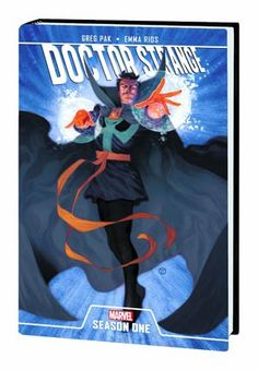 Greg Pak's Doctor Strange Season One is out this week!