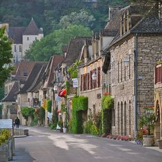A magical village in France:   http://enchanted-fairytale-dreams.tumblr.com/post/18349117131