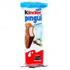 kinder pingui cocco