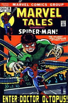 Marvel Tales 38 1971 Sal Buscema cover