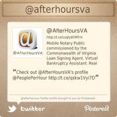 @@AfterHoursVA's Twitter profile courtesy of @Pinstamatic (http://pinstamatic.com)