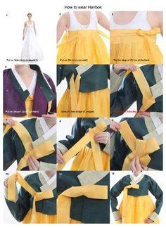 Korean Traditional Clothes, Traditional Fashion, Traditional Dresses, Korean Fashion Trends, Korea Fashion, Japan Fashion, Korean Dress, Korean Outfits, Kimono Fashion