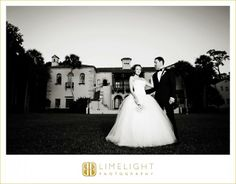 POWEL CROSLEY Wedding, Bride and Groom, Black and White Photography, Limelight Photography, Sarasota, Florida, www.stepintothelimelight.com