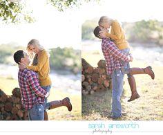 central texas wedding photographer   brenna + mason's fall engagement » Sarah Ainsworth Photography