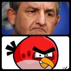 Darryl Sutter Angry Birds
