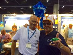 We are reeling in massive support at the ICAST Show in Orlando, FL! Here is legendary fisherman Bill Dance showing off our 100% biodegradable freshwater lure powered by PHA bioplastic for Rat-L-Trap. Stop by booth 1624 and receive a giveaway lure from pro bass angler JTodd Tucker! #actonclimate #bioplastic #biotech #environment #earth #green #sustainable #fishing #bass #lure