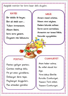 Primary School, Pre School, Learn Turkish, Erdem, First Grade, Preschool Activities, Drama, Classroom, Education