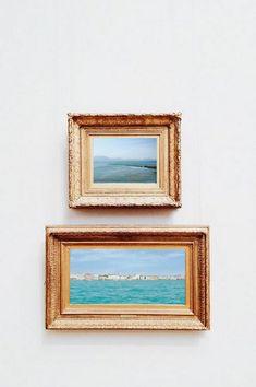Seascape, Fine Art, Print, Wall Art, Photo Picture, Mountains, Foreland