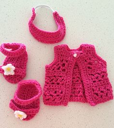 """Designed this little outfit to suit our Australian Summer for 30cm (11-12"""") dolls."""
