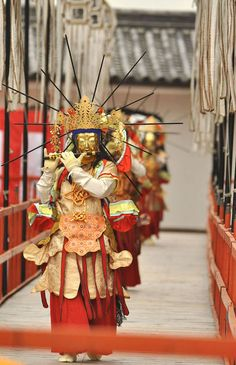Baile de las mascaras / Bongsan Japón
