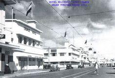 Hotel Oranje, Sekarang Hotel Majapahit semasa pendudukan Jepang dikenal sebagai Hotel Yamato disinilah insiden perobekan bendera Belanda tersebut terjadi