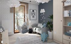 Pokój dziecka styl Skandynawski - zdjęcie od DOMagała Design - Pokój dziecka - Styl Skandynawski - DOMagała Design