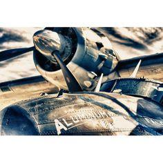 "PBY Catalina 'Aluminum Falcon' (16""L x 24""W)"