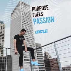 Photo by Ian Dooley - Purpose fuels passion. #purpose #passion #unique #yourbrandsolution #packaging #fashion #apparel #cityscape #streetwear #streetstyle #streetfashion #blue #sky #motivation #inspiration #motivationalquotes #inspirationalquotes #building #enjoyinglife #creative #creativeminds
