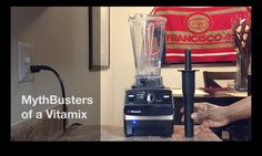 VITAMIX MythBusters! And the NINJA Exposé!