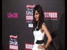 Chitrangada Singh | Red Carpet of LIFE OK SCREEN AWARDS 2014.