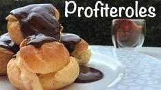 Deliciosos profteroles con salsa de chocolate. ¡De muerte lenta! Profiteroles, Chocolate, Breakfast, Food, Dips, French Nails, Death, Breakfast Cafe, Schokolade