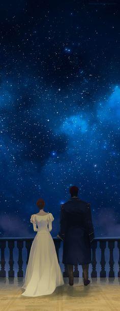 Starlight Night by MarinaPRIV on DeviantArt