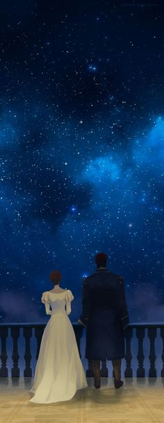 """""""Starlight Night"""" by MarinaPRIV.deviantart.com on @DeviantArt"""