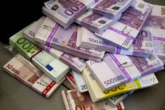 I am aware that ♥♥ I always have more than enough money to buy whatever I want ♥♥ I am RICH ♥♥| Euros, money, I love you!