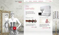 bernette 340 Deco – boundlessly creative embroidery - BERNINA
