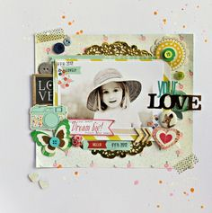 A Project by Jossiah from our Scrapbooking Gallery originally submitted 01/24/14 at 10:46 AM