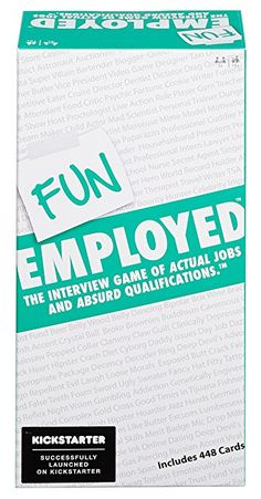 Fun Employed Game